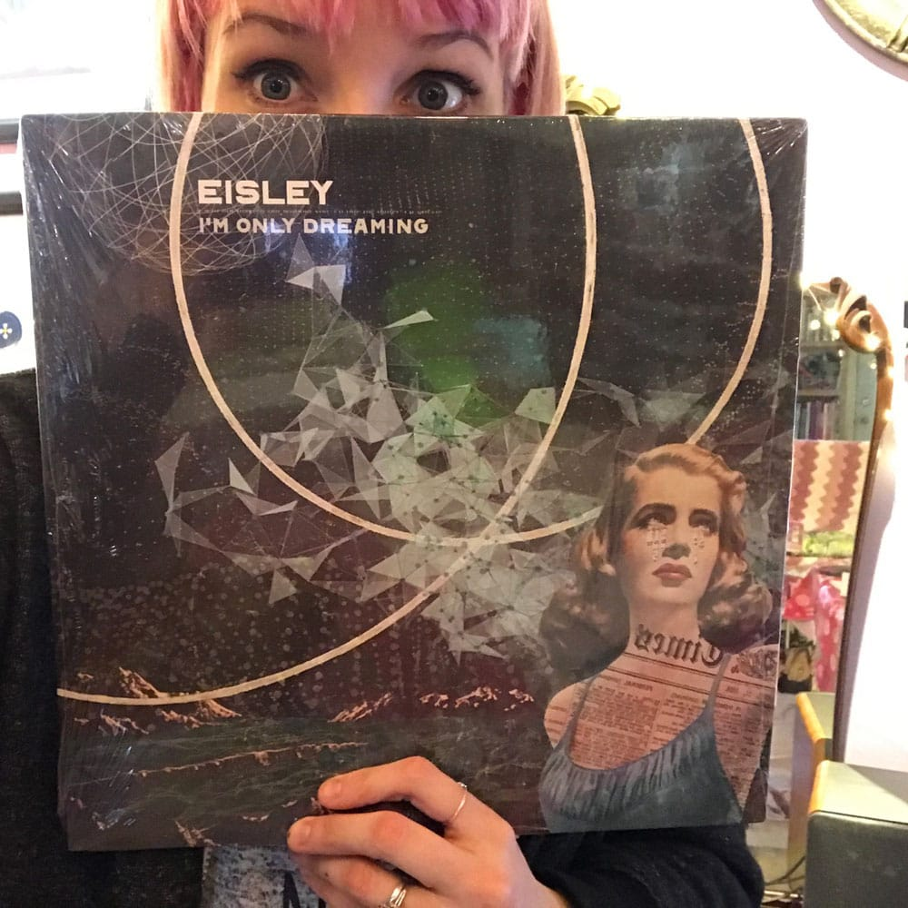 Eisley's latest record, I'm only Dreaming, available on Equal Vision Records.