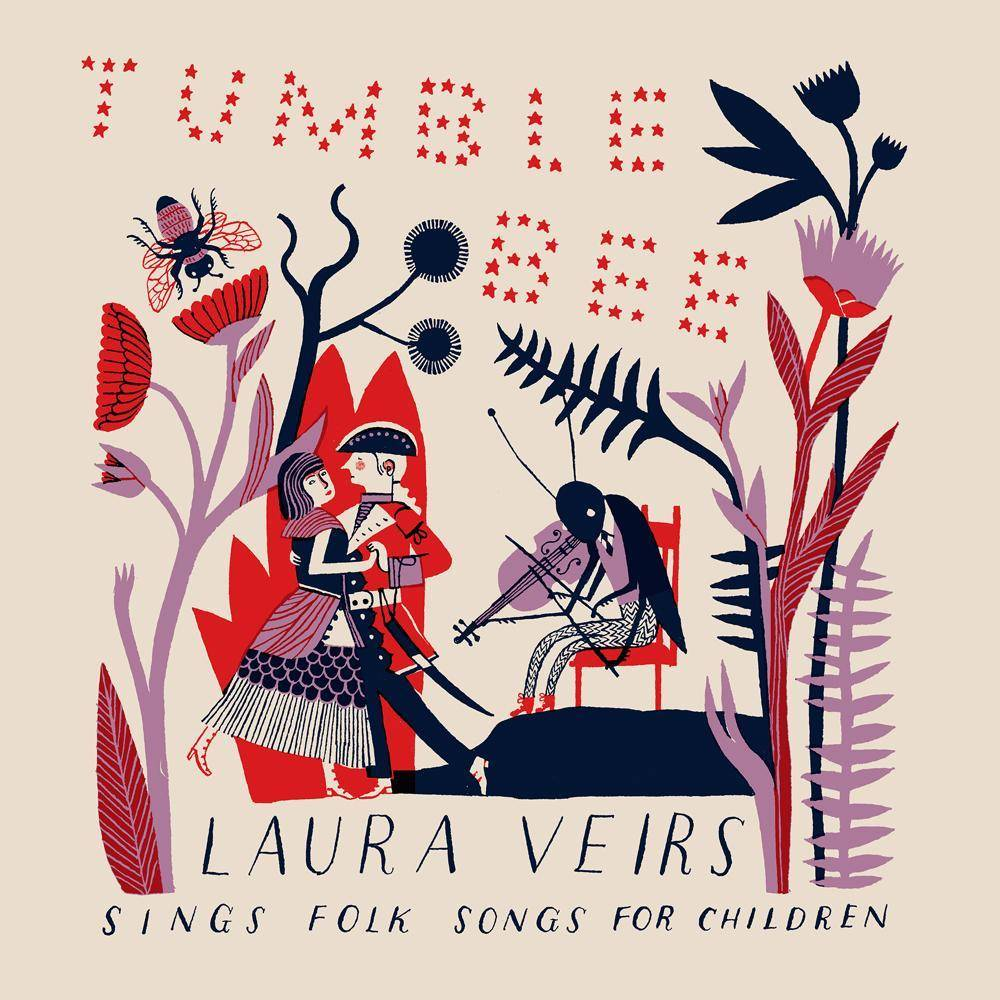 Laura's album of children's songs, 'Tumble Bee' was written following the birth of her son Tennessee.
