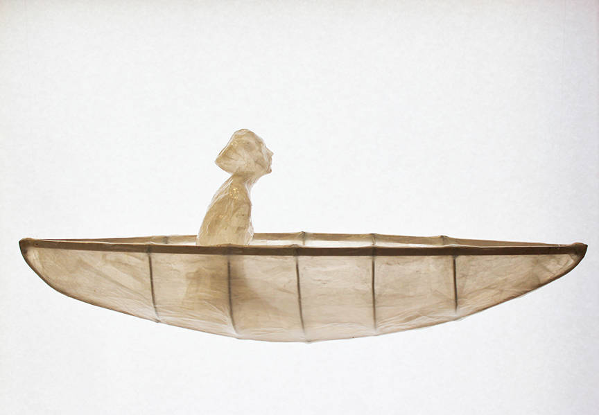 'Kinetic Boat:Her' by Susan Clinard (2013)