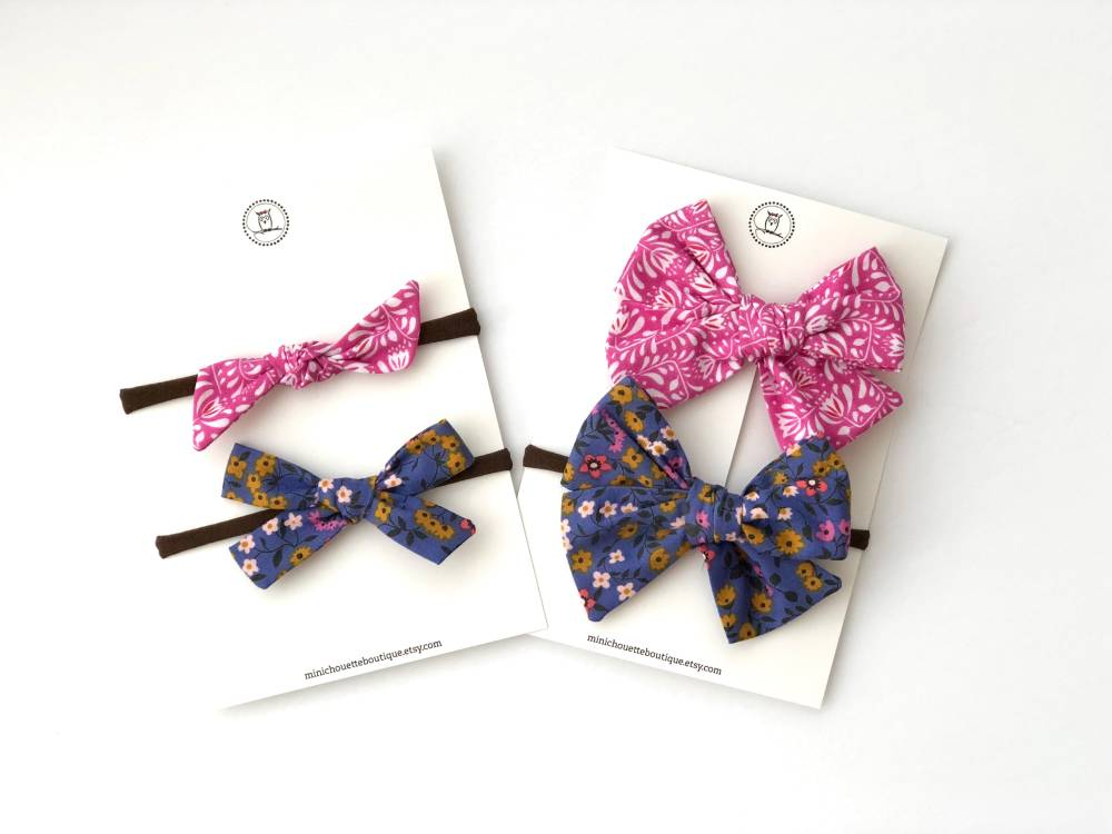 Hairbows from Mini Chouette